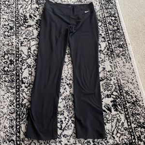 Nike dri fit athletic pants